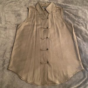 Maurices sleeveless blouse